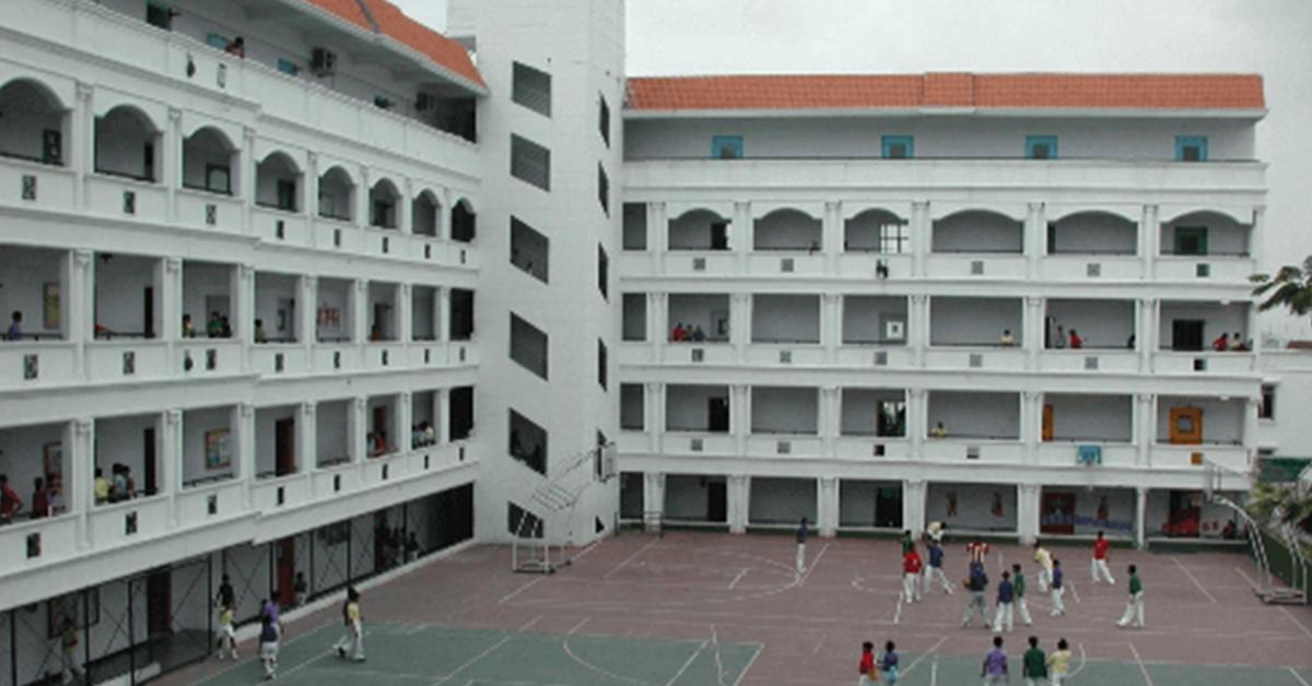 One of the Top Schools in Hyderabad - Meridian