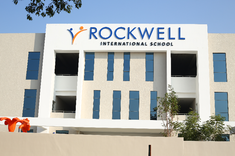 One of the Top Schools in Hyderabad - Rockwell